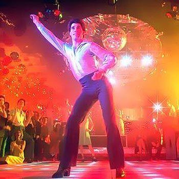 John Travolta en Fiebre del Sábado Noche