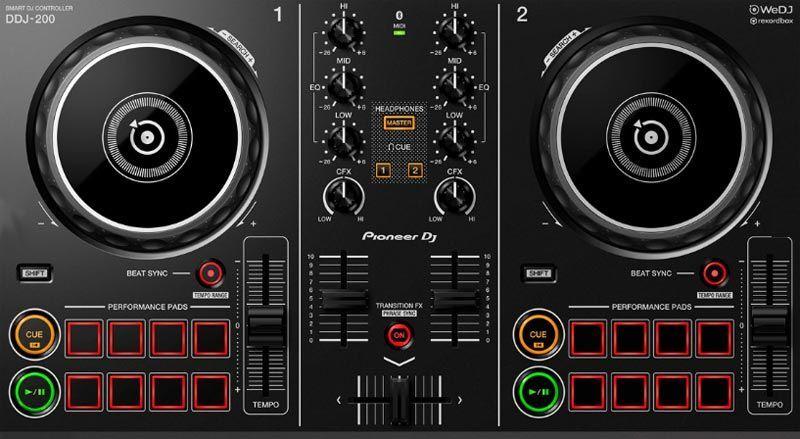 Platos controladoras DJ