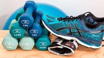 Equipamientos hacer ejercicio en casa