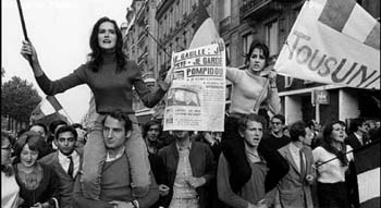 Anarquismo mayo del 68