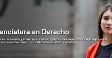 Licenciatura en Derecho en México