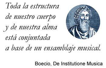 Boecio de Institutione