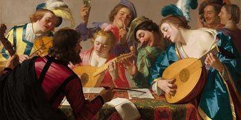 Composición Madrigal Renacimiento
