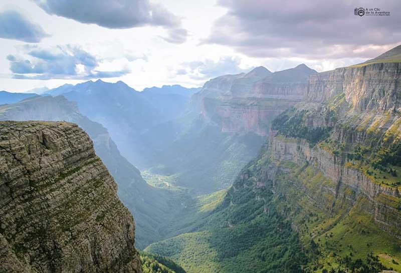 Mirador de Ciarracils Valle de Ordesa