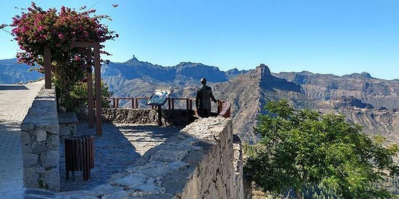 Mirador de Unamuno Gran Canaria