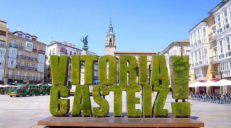Plaza vieja de Vitoria Gsteiz