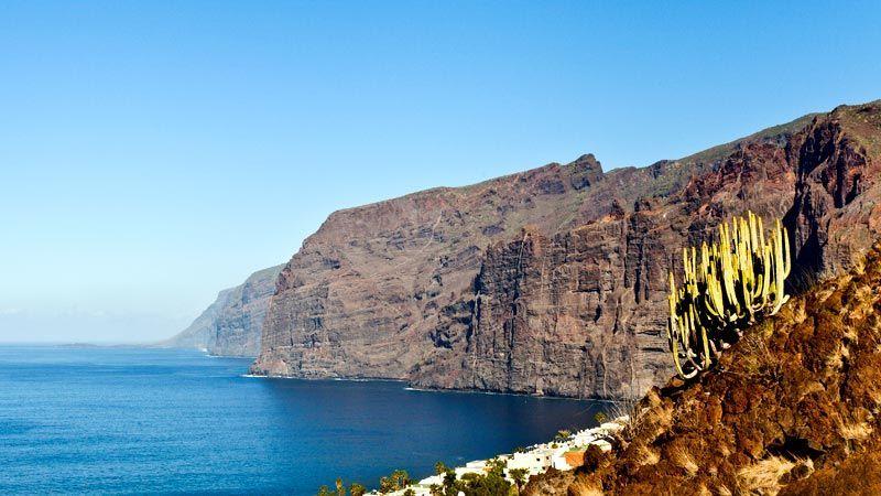 Acantilados Los Gigantes Tenerife