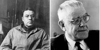 Walter Canon & Philip Bard