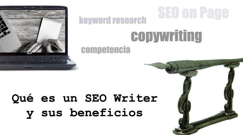 Qué es un SEO Writer