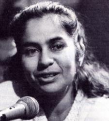 """Ana Guadalupe Martinez, dirigente del Fronte di liberazione nazionale """"Farabundo Martì"""" del Salvador"""