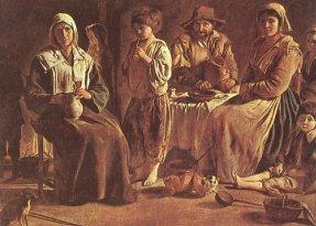 Louis Le Nain: Famiglia di contadini