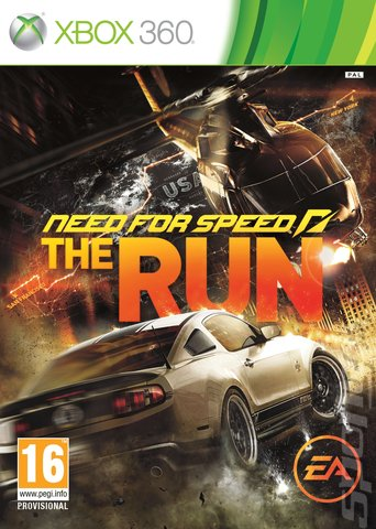 Need for the Speed: The Run