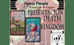 Portada Death Over The Kingdom