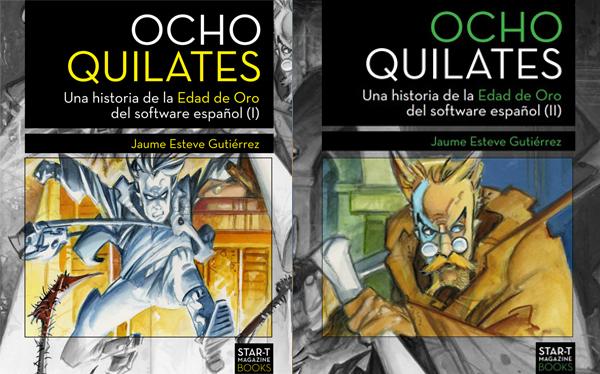 La Edad de Oro del Sofware español en dos volúmenes imprescindibles