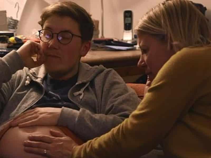 hombre trans paternidad
