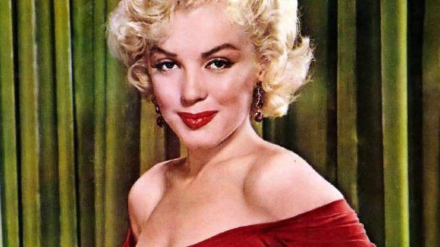 actrices lesbianas y bisexuales Marilyn Monroe