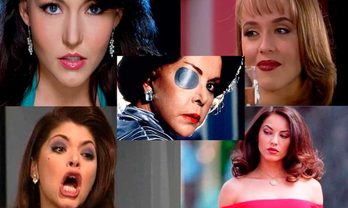 quiz villana telenovela