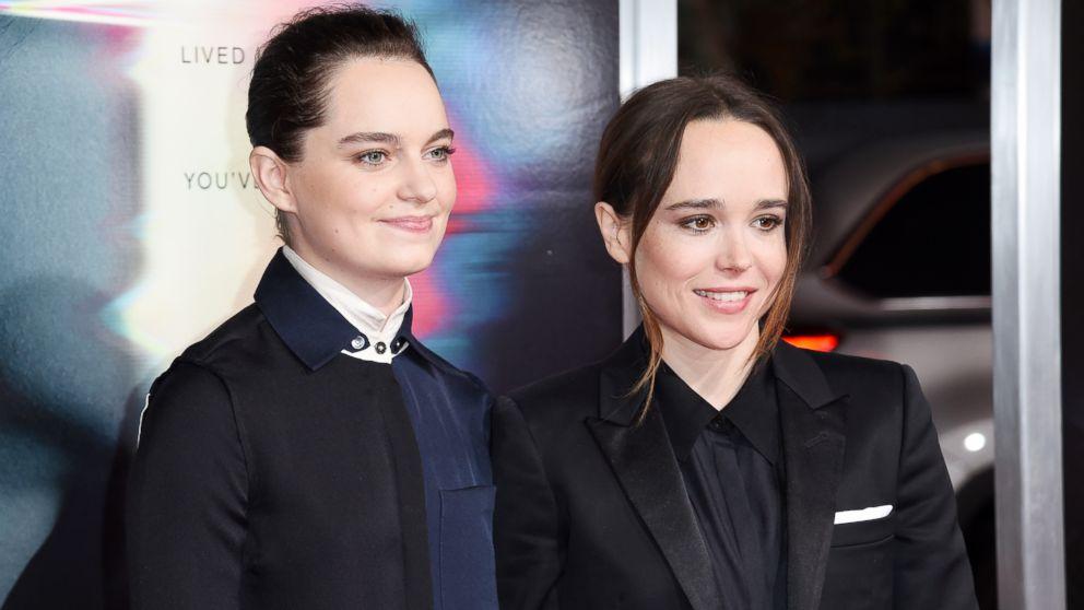 Emma Portner y Ellen Page depresión