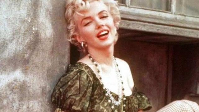 famosos lgbt murieron jóvenes Marilyn Monroe 1