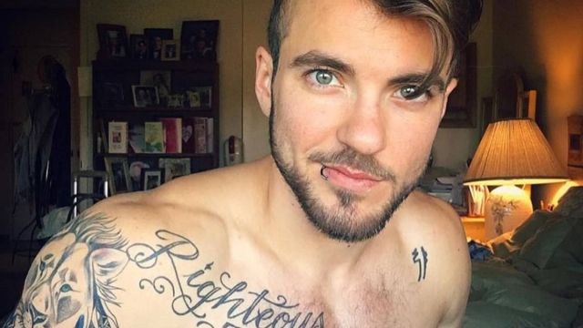 hombres trans guapos