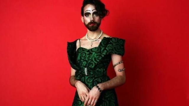 Alexis Ruiseco, artista queer