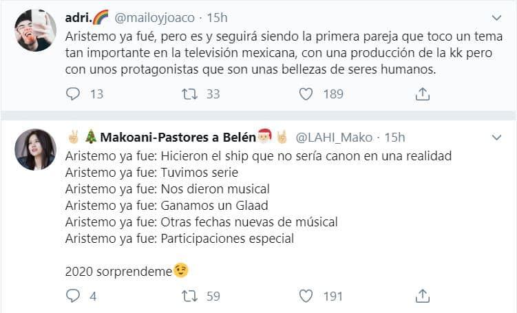 Emilio Aristemo ya fue