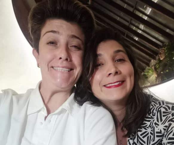 Valeria Vera y Lucía Cano