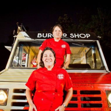 lesbianas food truck Red's