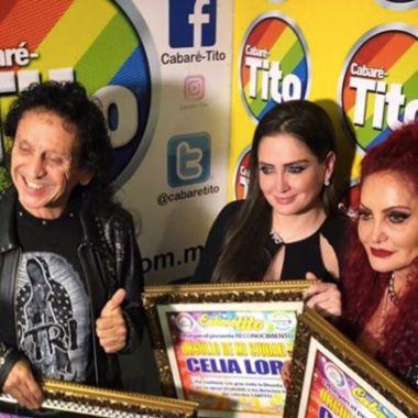 Alex Celia Lora premio LGBT+