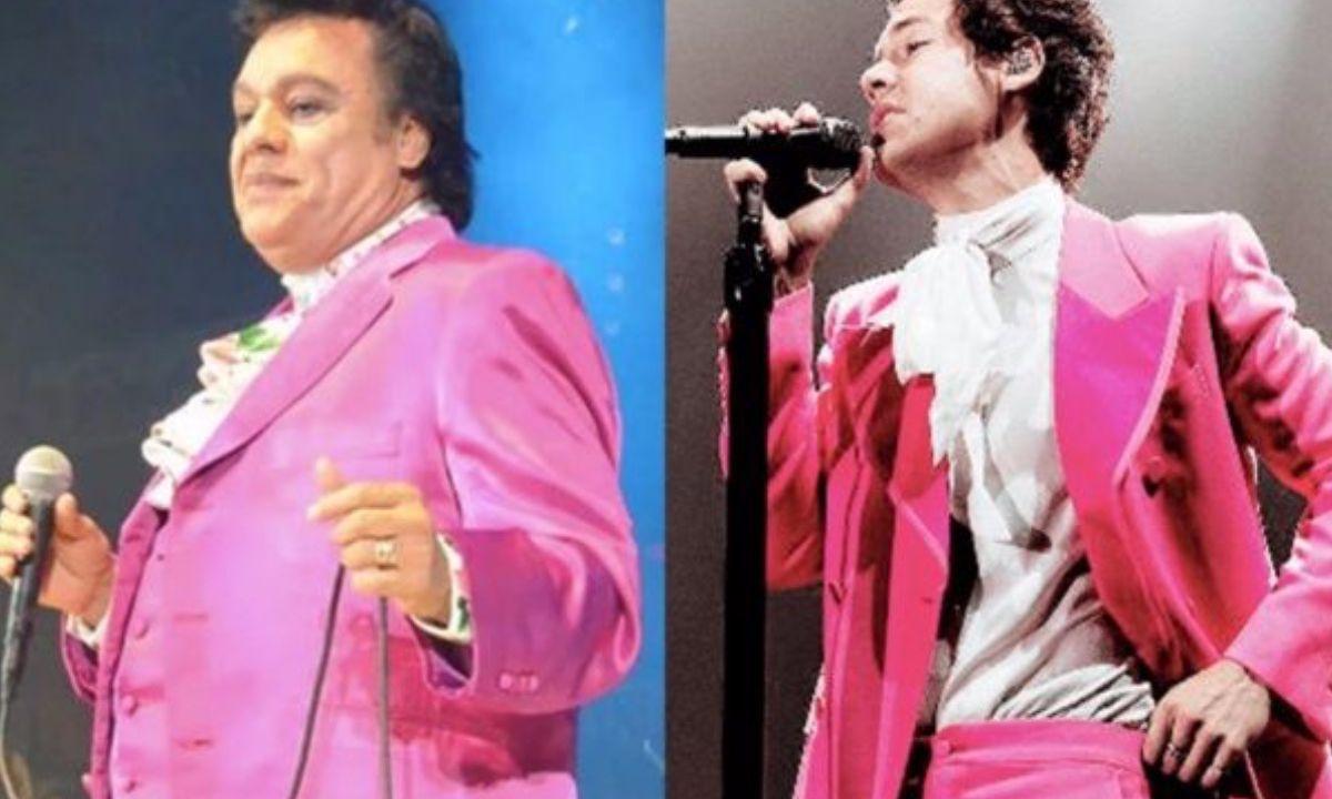 Harry Styles Juan Gabriel