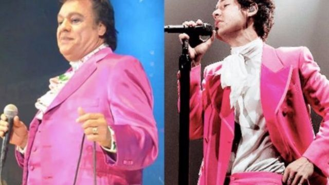 Harry Styles Juan Gabriel