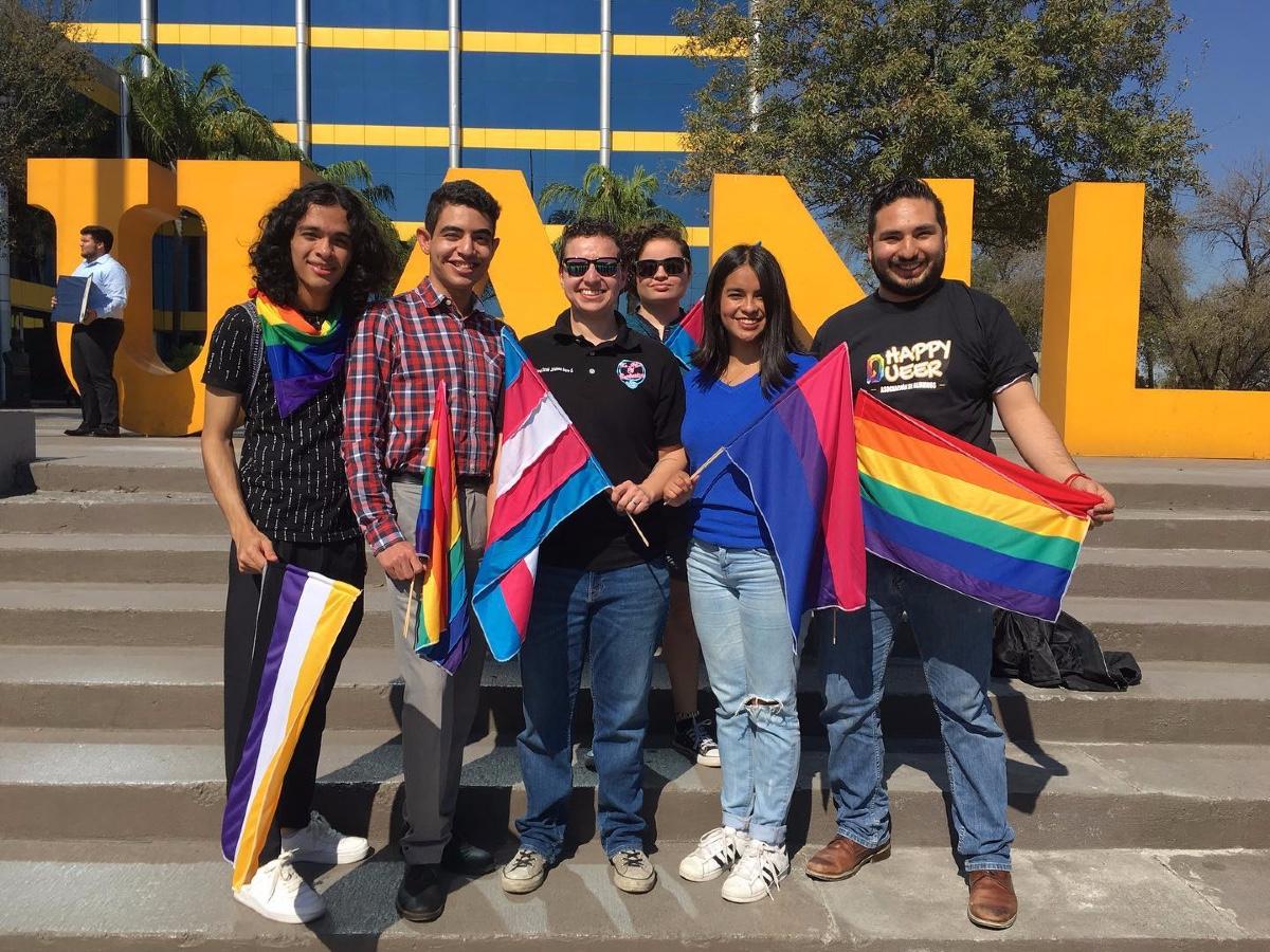 UANL alumnos LGBT