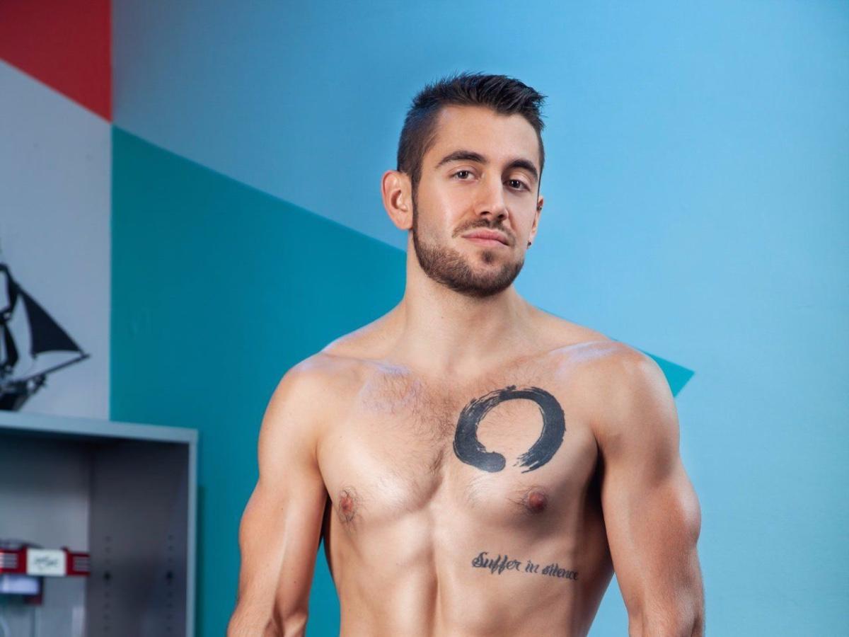 Actores Porno Gay Mexicanos mira a los ganadores del 'Óscar' del porno gay - homosensual