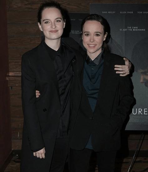 Ellen Page ícono lésbico