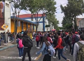 Prepa UNAM paro homofobia-2