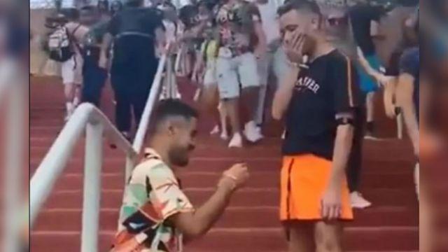 propuestas simultáneas matrimonio