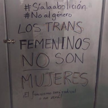 trans femeninos universitarias