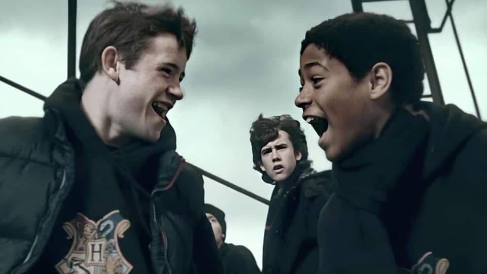 Neville Harry Potter