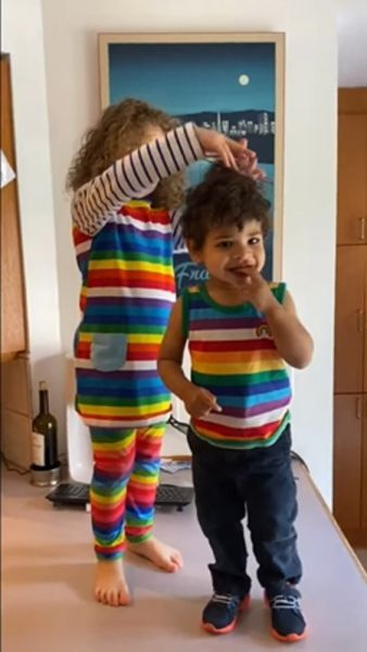 Papás gays Marcha Orgullo