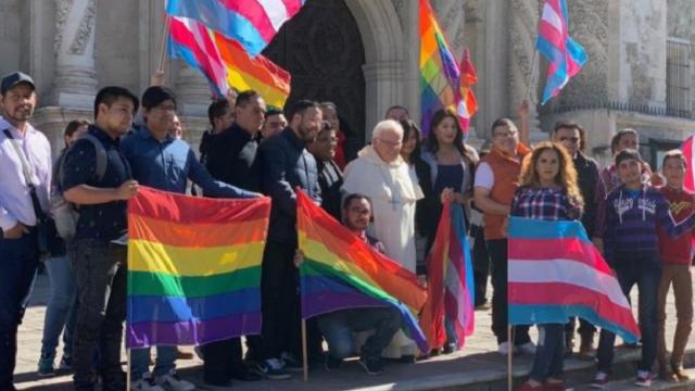 obispo derechos LGBTQ+