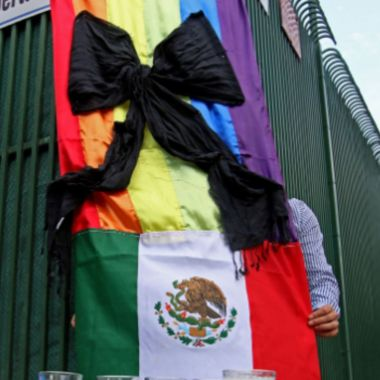 México asesinatos personas LGBTQ+