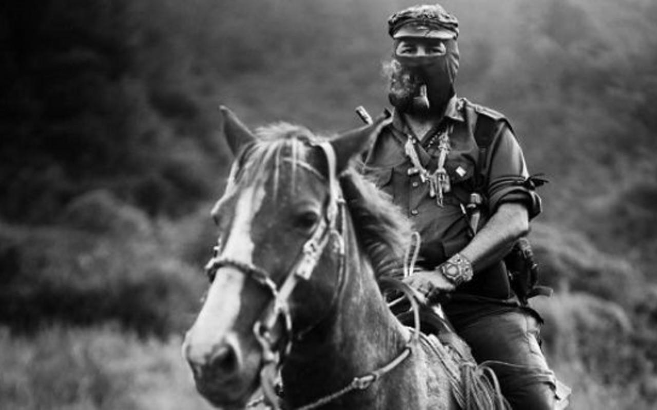 Soldado EZLN mujer trans