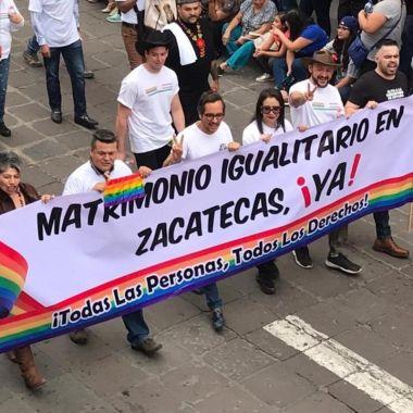 matrimonio igualitario Zacatecas