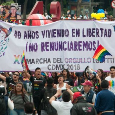 LGBTQ+ Ciudad México