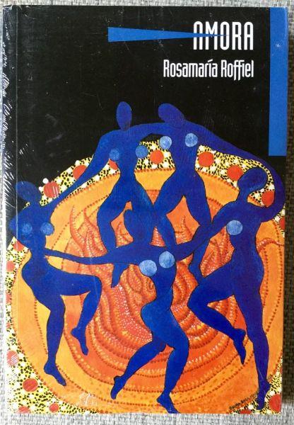 Libros lésbicos Amora de Rosamaría Roffiel