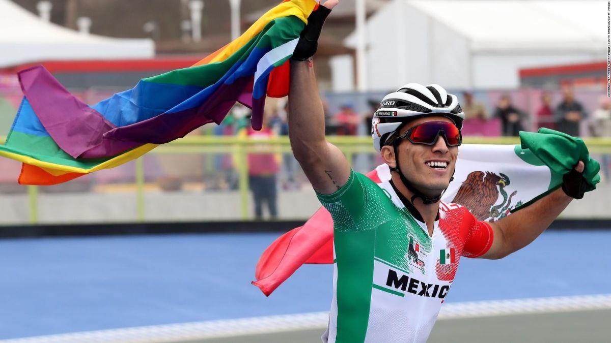 José Luis martínez deportista gay