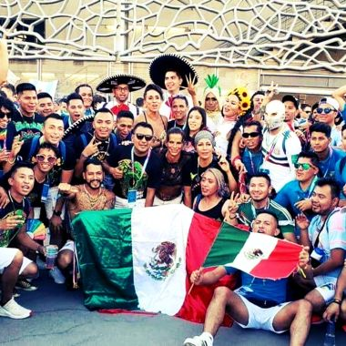 Guadalajara podría ser sede de los Gay Games 2026