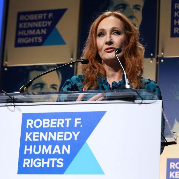 JK Rowling premio Kennedy Human Rights