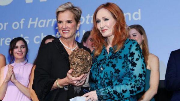 Kerry Kennedy JK Rowling premio