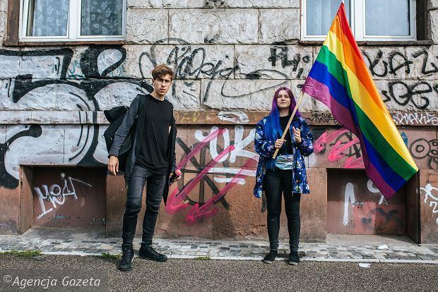 Malgorzata Szutowicz, activista de la comunidad LGBT+ de Polonia